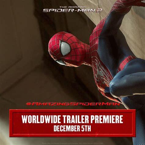 wann kommt the amazing spider 2 auf dvd erster trailer zu the amazing spider 2 kommt am 5