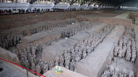 Warrior Made In China the terracotta warriors in china global volunteers