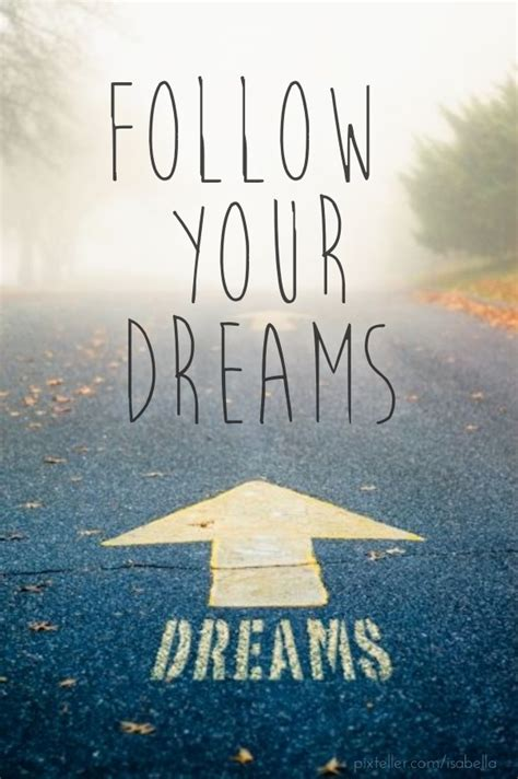 25 Quotes about Following Your Dreams & Get Success