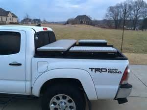 Toolbox For Toyota Tacoma Side Mount Tool Boxes Tacoma World