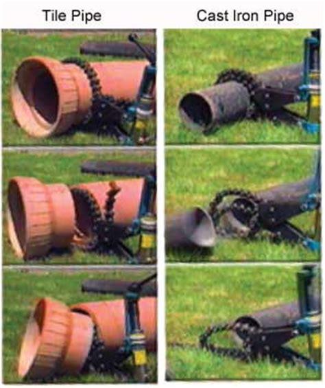 Rex Plumbing Supply by Wheeler Rex Soil Pipe Cutters