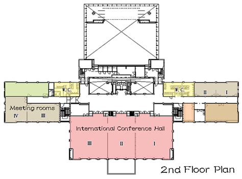 centennial hall floor plan untitled page www nips ac jp