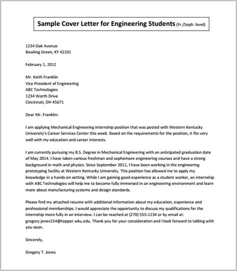 cover letter engineering pdf cover letter template 20 free word pdf documents
