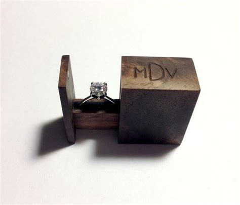 engagement ring boxes 25 best ideas about engagement ring boxes on pinterest