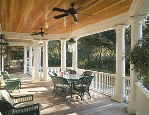 classic southern shingle style home on lagoon southern screened porch photos