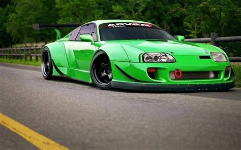 widebody supra wide body supra toyota supras pinterest