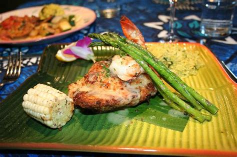 Mamas Fish House Gift Card - mahi mahi stuffed with crab lobster picture of mama s fish house paia tripadvisor