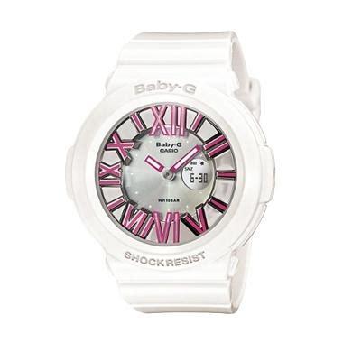 Jam Tangan Pria Wanita Casio Baby G Bga 180 2 Box jual casio baby g bga 160 7b2 jam tangan wanita