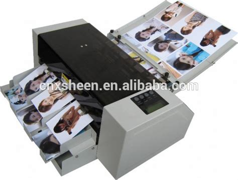 card template cutting machine business card printing machine in delhi gallery card