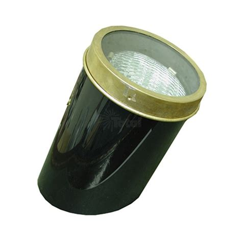 Outdoor Landscape Lighting Par36 Brass Frame Pvc Low Landscape Well Lights