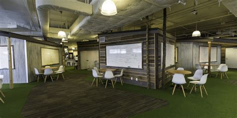facebook s new cool office hootsuite s 2nd vancouver office is just as cool as its