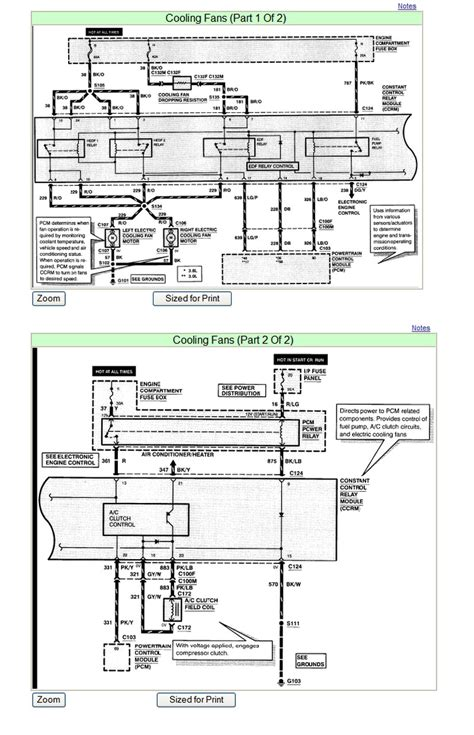 100 2003 ford windstar air conditioner service manual ford blower motor resistor pigtail