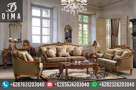 Kursi Tamu Jati Klasik kursi ruang tamu jati klasik mewah terbaru murah sofa