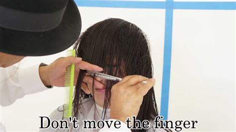 hair cut is lumpy layers not blending haircut long layer haircut with bangs 1 blending