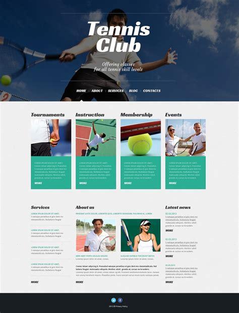 50 Motivating Sport Wordpress Themes Web Template Customization Org Website Templates