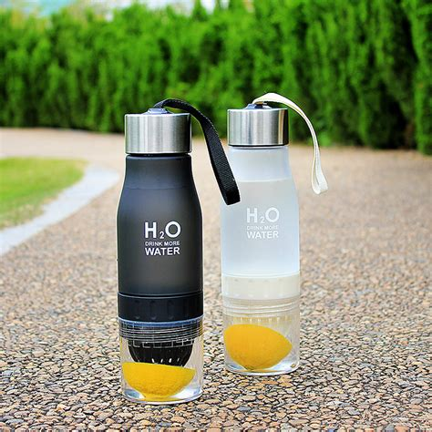 My Bottle Infused Water My Bottle Pouch New Gift 650ml My Water Bottle Plastic Fruit Infusion Bottle Infuser Drink Outdoor Sports