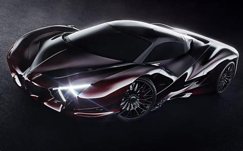 design for x concept artist creates concept for modern jaguar xj220 aol uk cars