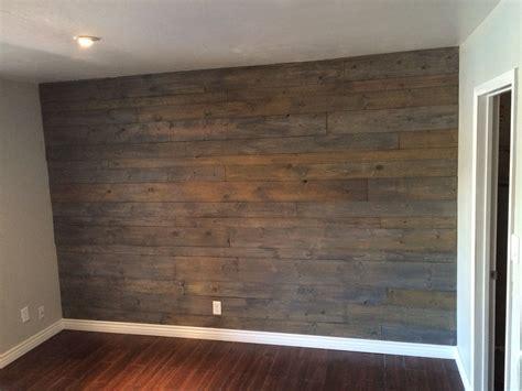 Wood Plank Wall Vinyl