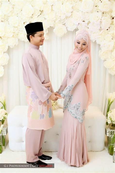 baju kurung moden untuk akad nikah kadlestari tips memilih warna baju pengantin