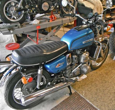 Suzuki Water Buffalo 1975 6 Suzuki Gt750 Water Buffalo For Sale On 2040motos