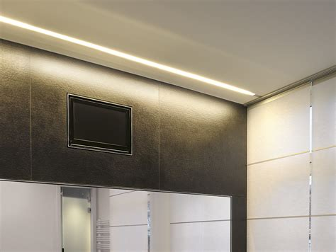 led einbauleiste led aluminium profile unexled schweiz swiss made
