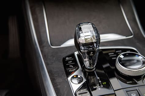 bmw  model  crystal gear knob standard