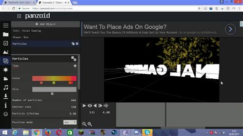 tutorial deface tanpa software cara buat intro tanpa software tutorial youtube