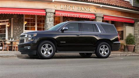 test drive this 2016 black chevrolet tahoe at buick