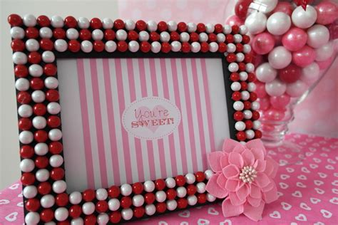 valentines day picture frame s day treats diy