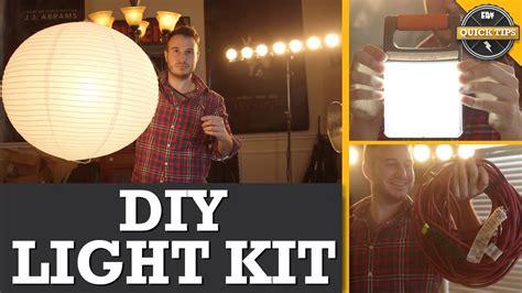 best film lighting kit quick tips diy lighting kit youtube