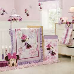 Minnie Mouse Toddler Bedroom Ideas Minnie Mouse Butterfly Dreams 4 Crib Bedding Set