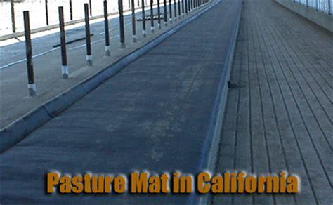 Pasture Mats by Cow Comfort Cow Mattresses Pasture Mat Pack Mat Western