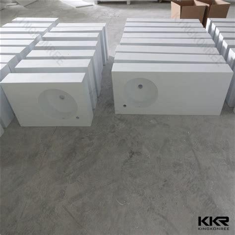 oppervlakte keuken polymeerbeton hars acryl stevige oppervlakte keuken boven