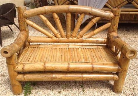 Kursi Bambu Sederhana contoh kursi bambu yang keren kerajinan keren