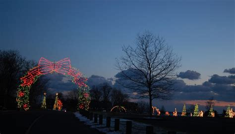 festival of lights new haven ct fantasy of lights at lighthouse point park kids out and