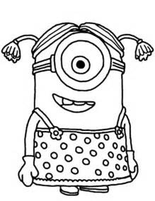 coloring activities print despicable me coloring pages minions