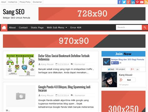 gallery themes blogger sang seo responsive blogger template blogger templates