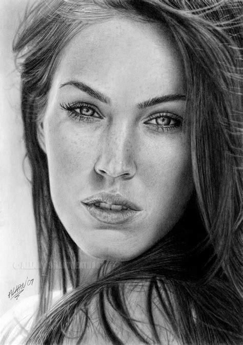 imagenes de retratos realistas dibujos realistas por hotzel allan taringa