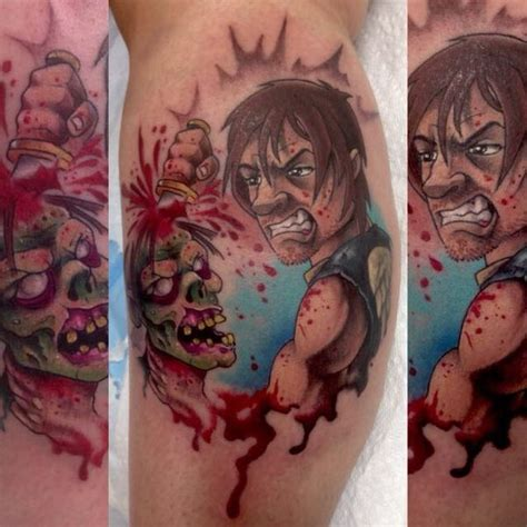 tattoo parlour ennis 17 best images about the walking dead tattoos on pinterest