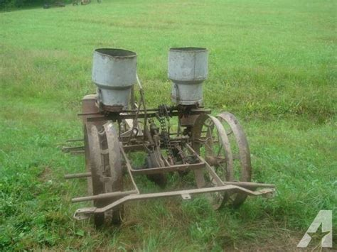 antique corn planter antique 2 row corn planter mccormick dearing for sale in thomaston connecticut classified