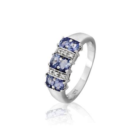 Tanzanite Rings by Premjis Jewellers Tanzanite And Gemstone Rings