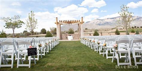 wedding locations in new event center at sandia golf club weddings