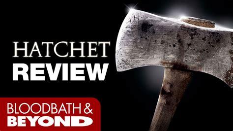 Watch Hatchet 2006 Full Movie Hatchet 2006 Movie Review Youtube