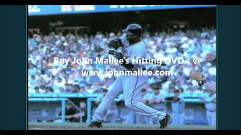 barry bonds swing analysis barry bonds slow motion home run baseball swing 10000fps