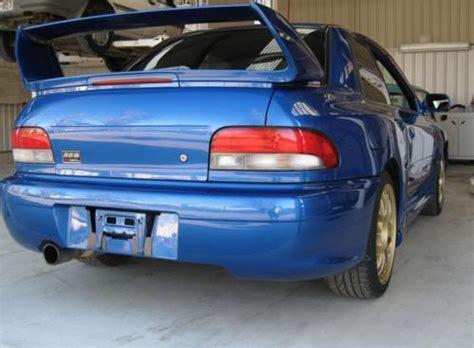 Subaru 22b For Sale by Subaru Sti 22b For Sale Ebay Upcomingcarshq