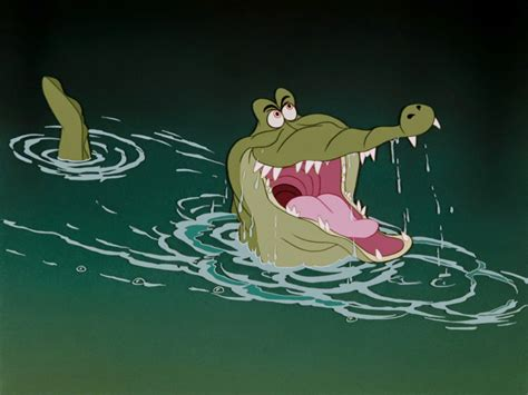 Captain Hook And Crocodile Pictures