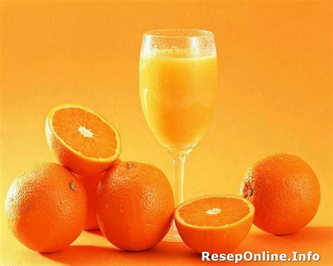 teks prosedur membuat jus jeruk resep minuman es jus jeruk segar dan nikmat resep