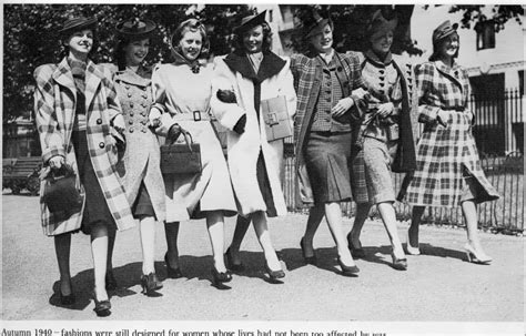 1940s womens fashion 1940s women s fashion fashion in the second world war