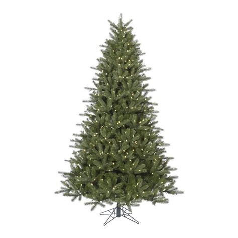 shop vickerman 7 5 ft pre lit kennedy fir artificial