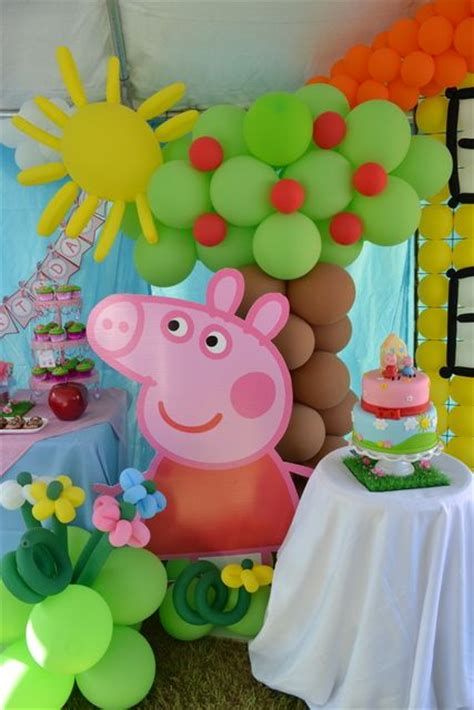 De Decoration 3874 by Great Ideas For A Peppa Pig